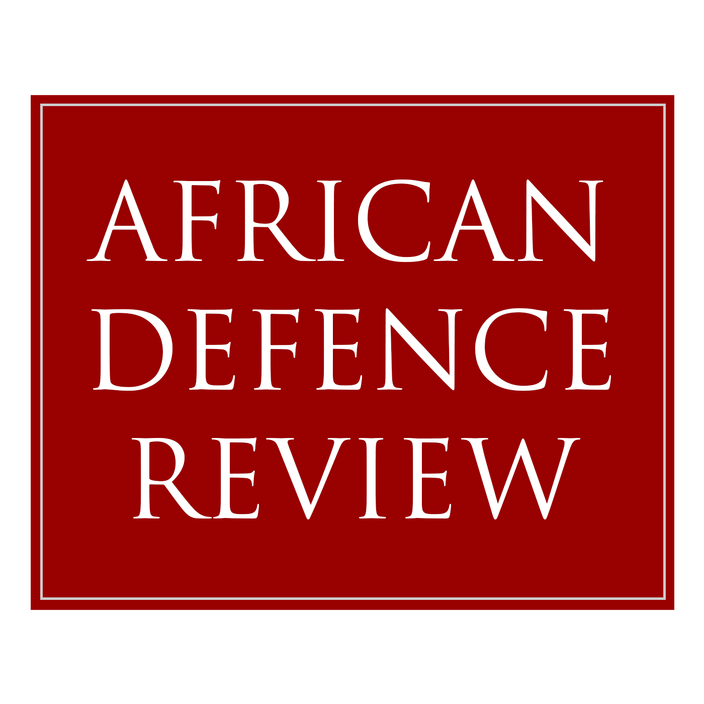 African Defence Review Podcast